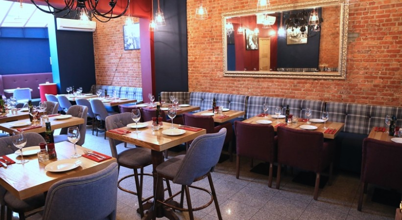 Restaurant Bar Arion Cafe Brussels