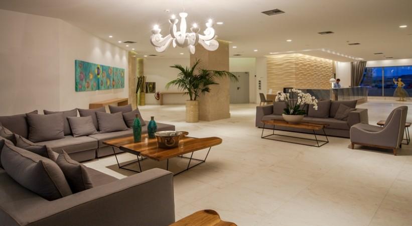 Hotel Blue Lagoon Princess Halkidiki Lobby Bar