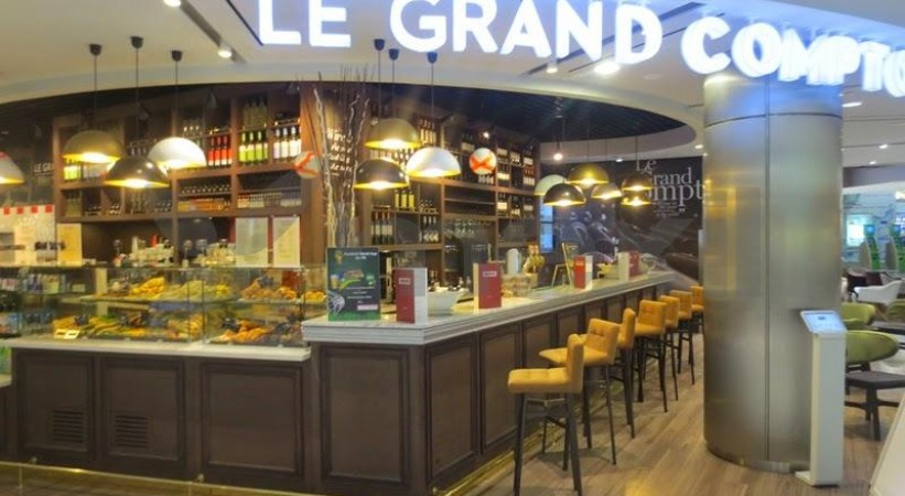 Cafe Bar Le Grand Comptoir El Venizelos Airport