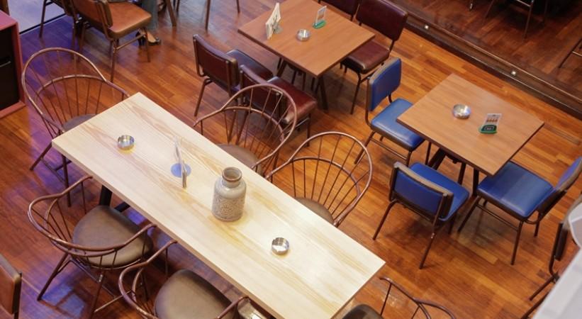 Resto Coffee Bar Level Sparti