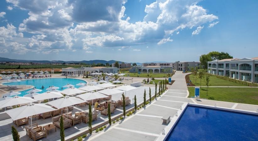 Hotel Blue Lagoon Princess Halkidiki Pool Bar
