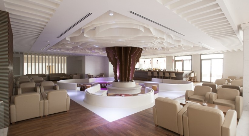 Miraggio Thermal Spa Resort Halkidiki Main Bar