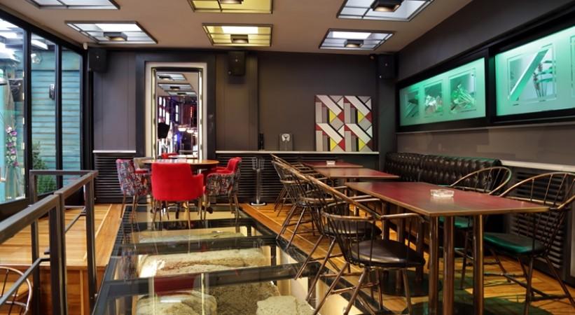 Bar Restaurant Beluga Athens