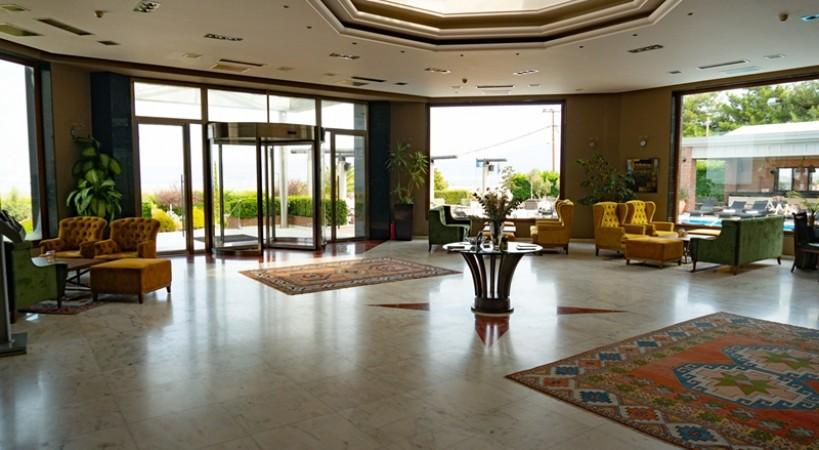 HOTEL ROYAL THESSALONIKI LOBBY