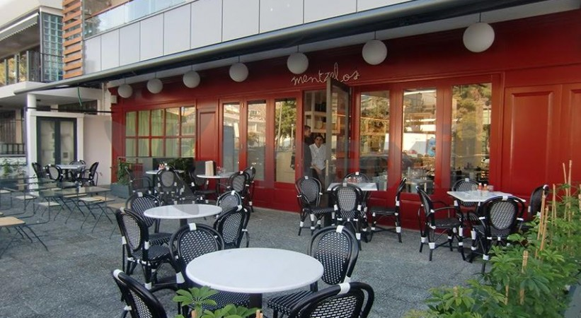 Restaurant Mentzelos Athens