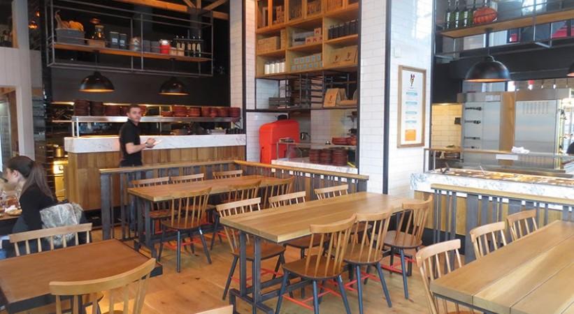 Restaurant Rico's Chicken Athens