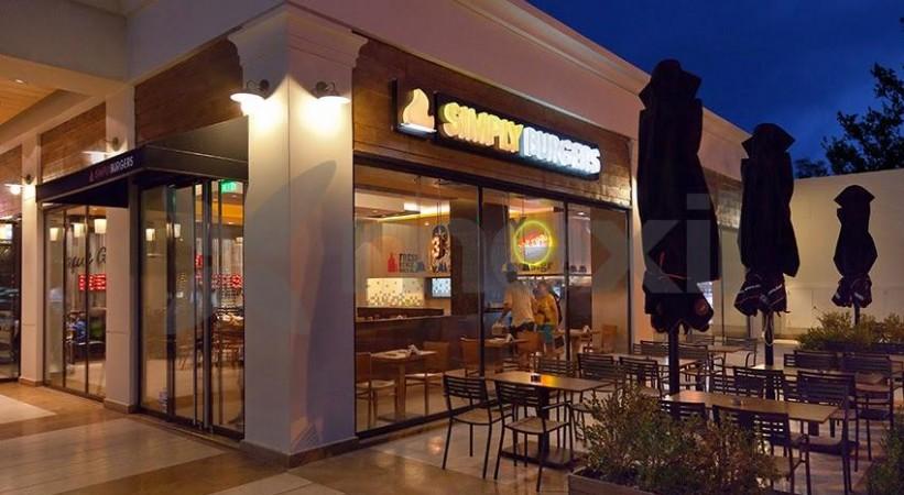 Restaurant Simply Burgers Athens