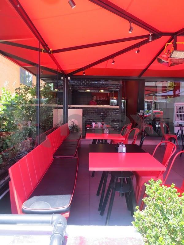 Restaurant Burger Argiroupoli Athens Mexil Sarikehagias