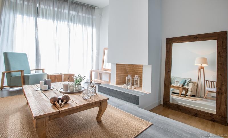 Villa 2 - Living room (2)