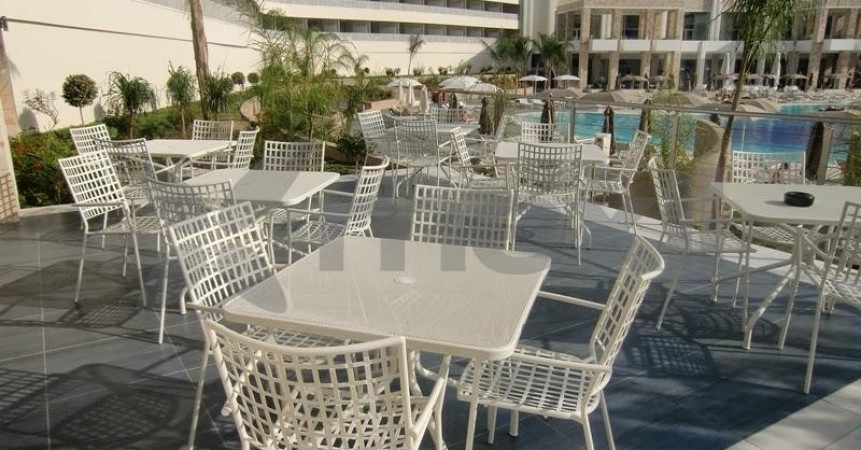 Snack Bar Hotel Princess Andrianna Resort Spa Rhodes