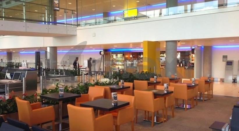 Restaurant Cafe Bar Abu Dhabi Airport
