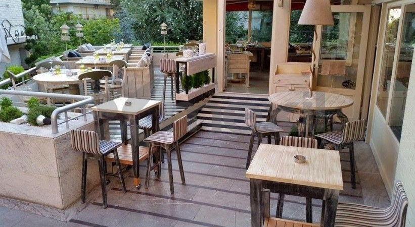 Restaurant Manitari Thessaloniki