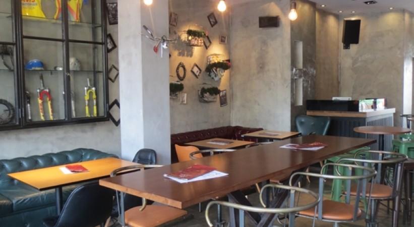 Cafe Bar Flame Rouge Athens