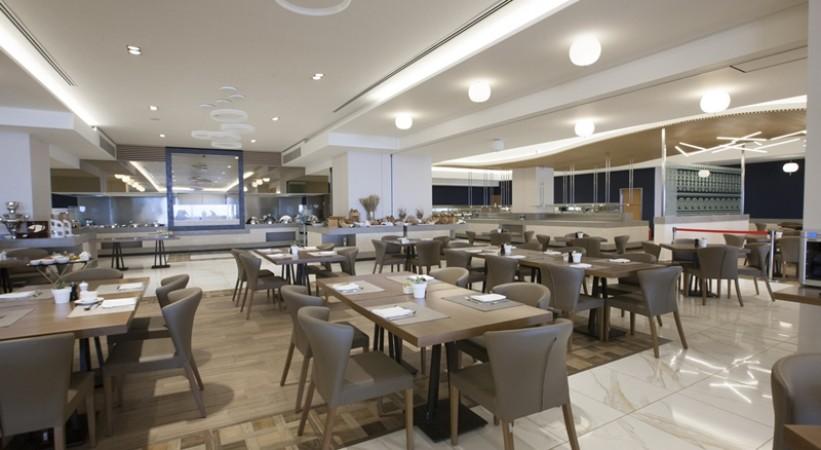 Miraggio Thermal Spa Resort Halkidiki Restaurant