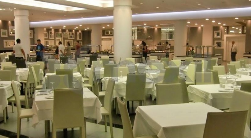 Hotel Restaurant Andrianna Princess Hotel Rhodes
