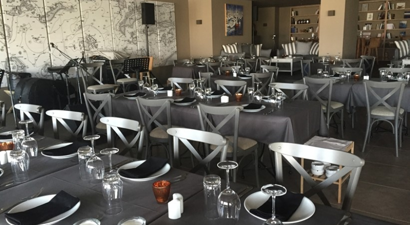 Bar Restaurant Varoulko Athens