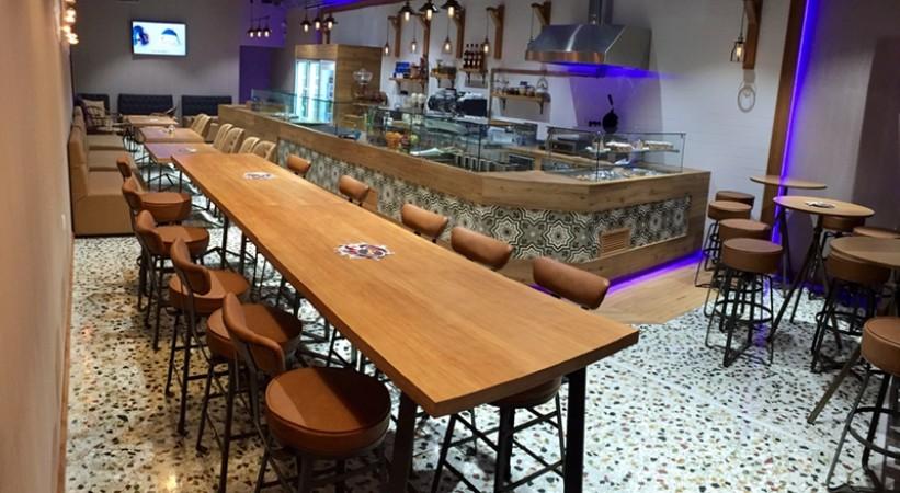 Patisserie Bar Serano Rethymno Crete