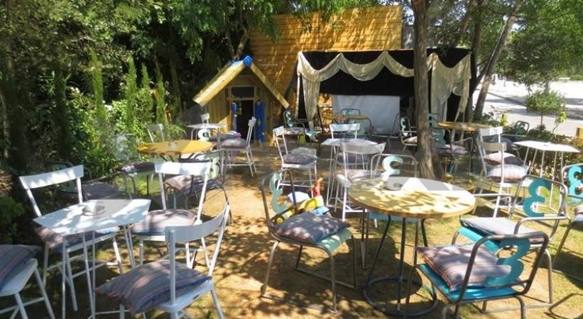 Cafe Bar Παλιάτσος Athens