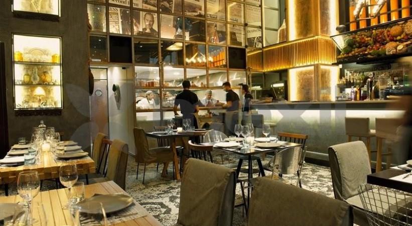 Restaurant Mandaloun Athens