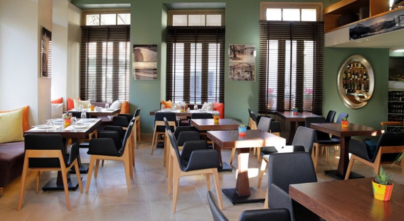 Eris Cafe Bar Restaurant Athens