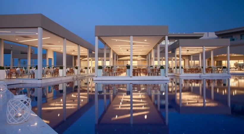 Hotel Blue Lagoon Princess Halkidiki Restaurant