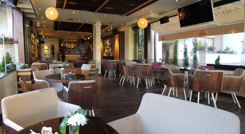 Cafe Bar Concept Strumitsa