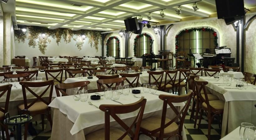 Restaurant Το περιβολι του Ουρανου Athens