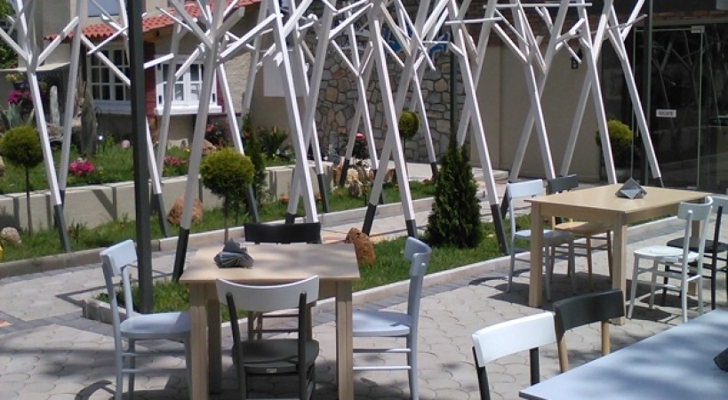 Restaurant Ta filarakia tis makris Alexandoupoli