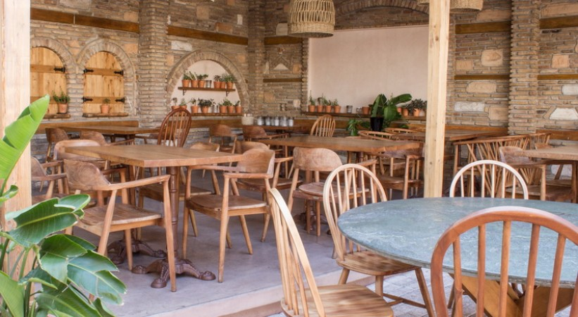 BAR RESTAURANT ALICE WANDERLAND ATHENS