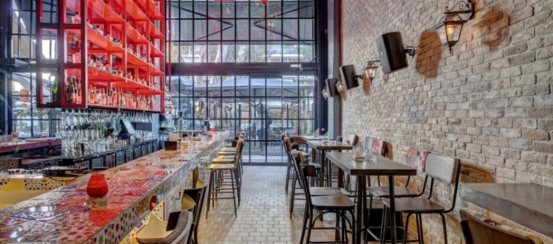 Cafe Bar Baracca Athens