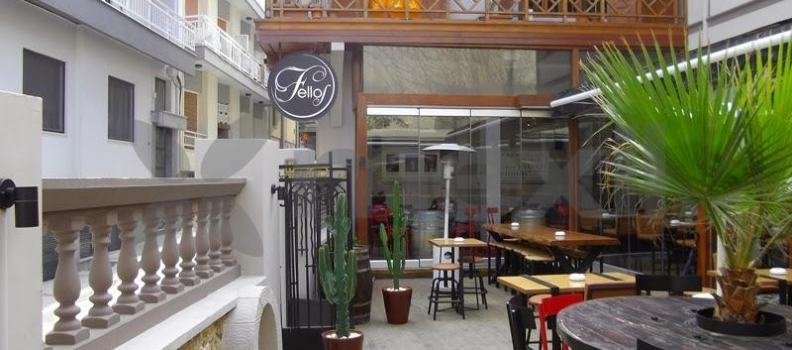 Cafe Bar Fellos Iraklio Crete