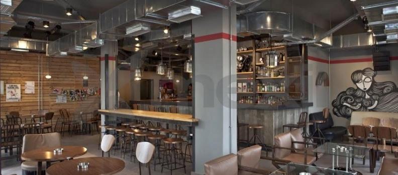 Cafe Bar Garage Athens
