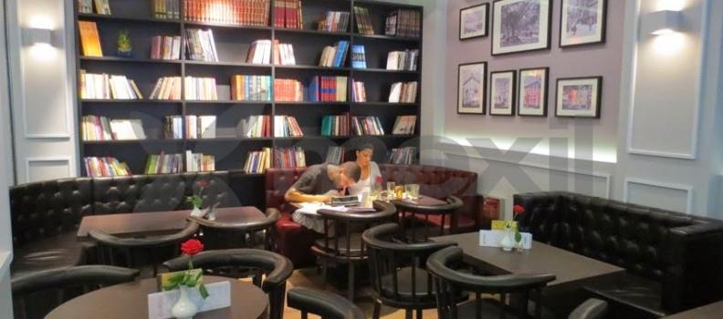 Cafe Bar Molini stoa Athens