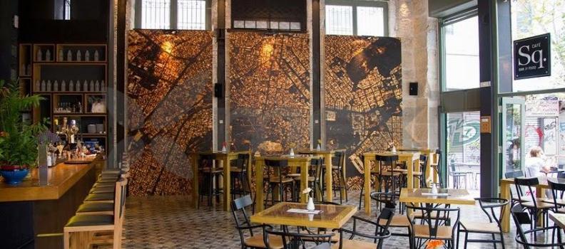 Cafe Bar S.Q. Athens