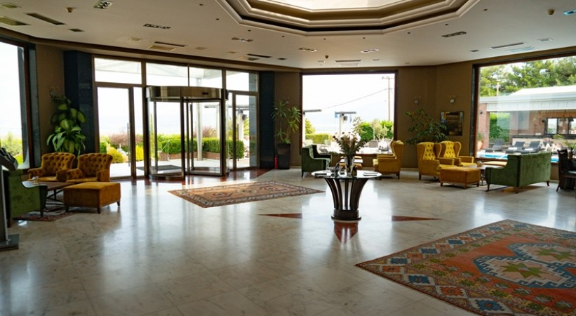HOTEL ROYAL THESSALONIKI LOBBY