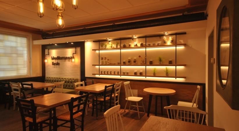 Little Greek Restaurant Stutgard Germany Mexil Sarikehagias