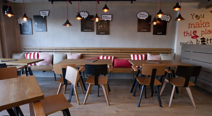 Burger House Goody's Thessaloniki