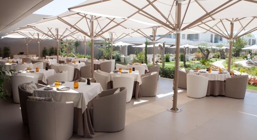 HOTEL SANI RESORT – SANI DUNES POOL RESTAURANT KASSANDRA HALKIDIKI