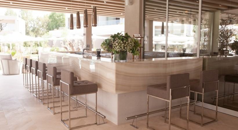 HOTEL SANI RESORT – SANI DUNES RESTAURANT POOL BAR KASSANDRA HALKIDIKI