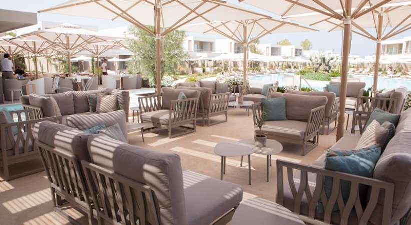 HOTEL SANI RESORT – SANI DUNES RESTAURANT POOL KASSANDRA HALKIDIKI