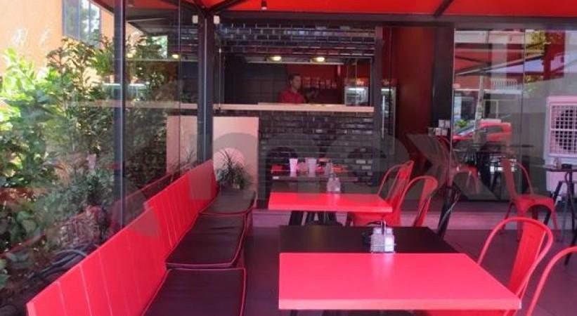 Restaurant Burger Argiroupoli Athens