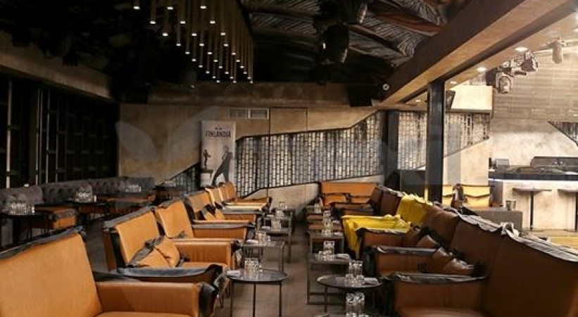 Bar Club Restaurant Baraonda Athens