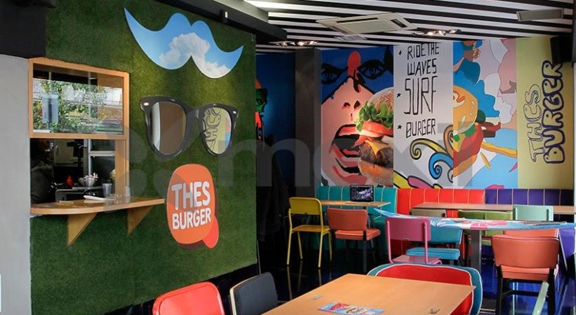 Restaurant Burger Thessaloniki