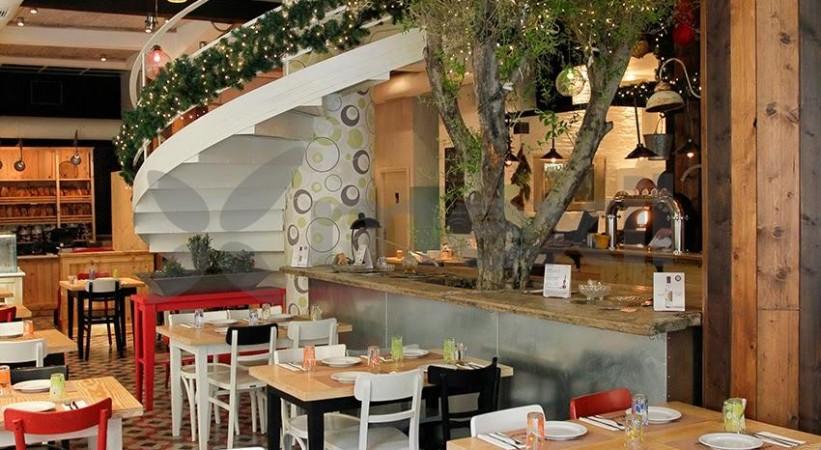 Restaurant Elia Lemoni Thessaloniki