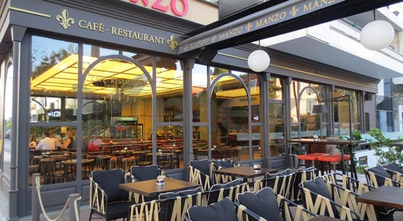 Restaurant Manzo Athens