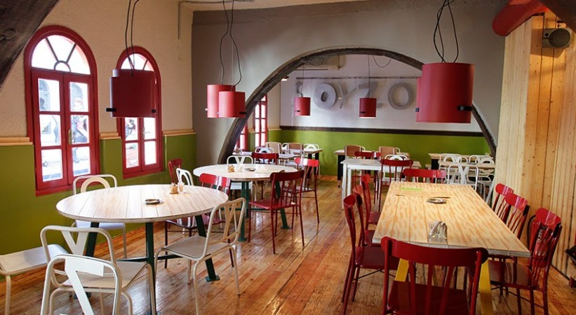 Restaurant Ouzo Melathron – Oύζο Μέλαθρον Thessaloniki