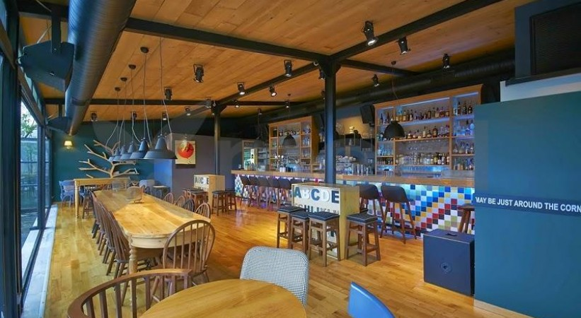 Theory Bar & More Athens