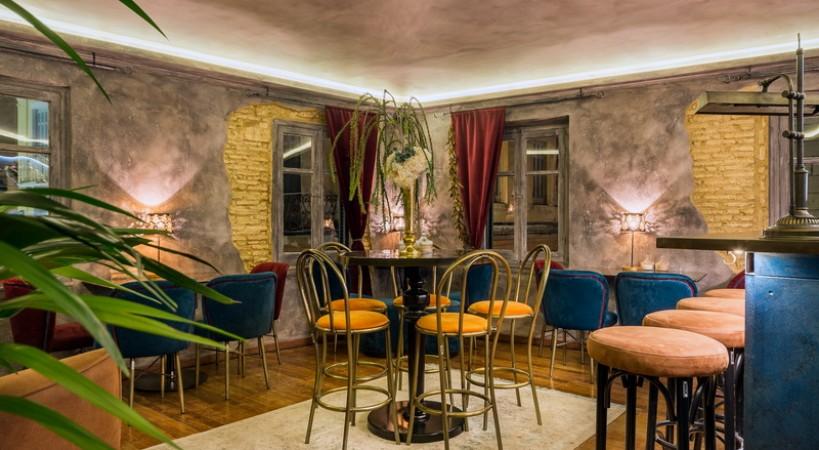 CAFE BAR LOGGIA BY DELL ACQUE CORFU