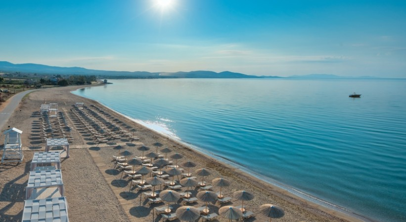 Hotel Blue Lagoon Princess Halkidiki Beach Bar