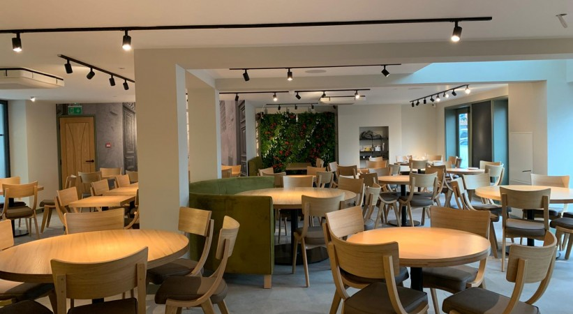 ODOS MEDITERRANEAN KITCHEN LONDON